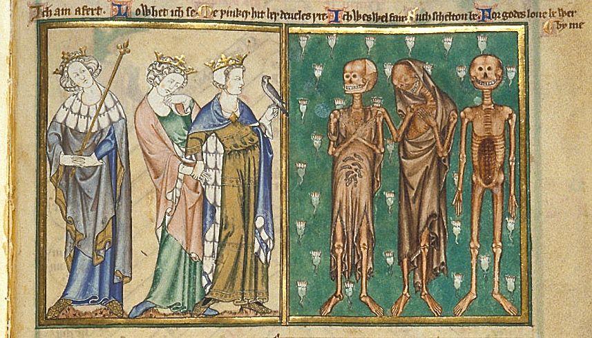 Three living three dead cr