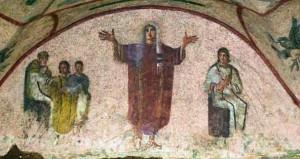 4 b Catacombe Priscilla 3